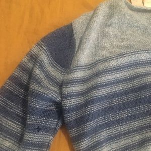 Liz Claiborne Sweaters - Striped Cardigan